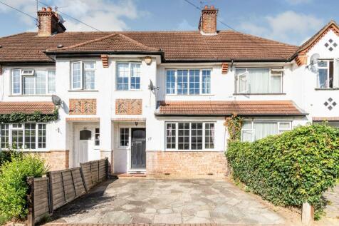 Lower Road, Kenley, Surrey, ., CR8. 3 bedroom terraced house