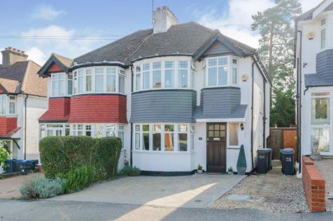 Kenmore Road, Kenley, Surrey, CR8. 3 bedroom semi-detached house