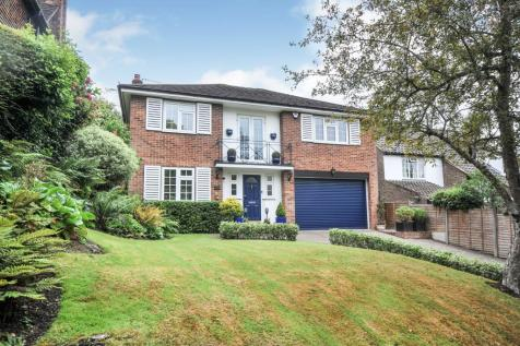 Croham Manor Road, South Croydon, Surrey, England, CR2. 4 bedroom detached house