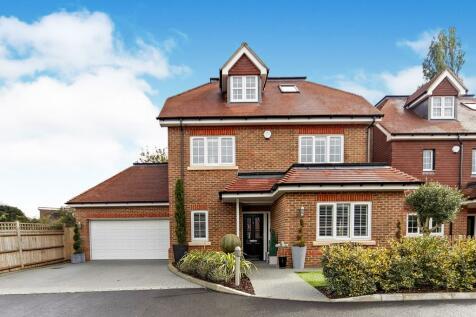 Hanbury Mews, Shirley, Croydon, Surrey, CR0. 5 bedroom detached house for sale