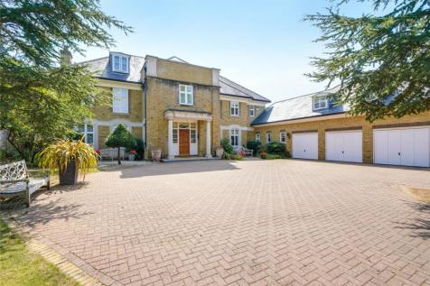 Eaton Park, Cobham, Surrey, KT11. 7 bedroom detached house