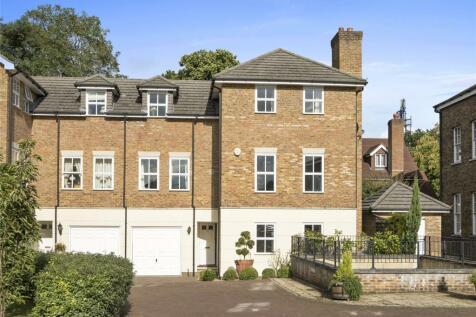 Ellesmere Place, Walton-On-Thames, Surrey, KT12. 5 bedroom semi-detached house for sale