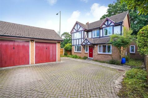 Roydon Court, Mayfield Road, Hersham, Walton-on-Thames, KT12. 4 bedroom detached house for sale