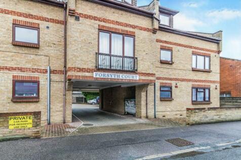 Forsyth Court, 63 Strover Street, Gillingham, Kent, ME7. 1 bedroom flat