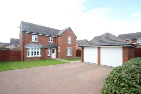 Sundrum Court, Airdrie, North Lanarkshire, ML6. 4 bedroom detached house