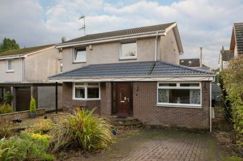 Brackenrig Crescent, Waterfoot, East Renfrewshire, G76. 4 bedroom detached house for sale