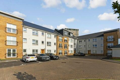 Babbage Court, Motherwell, North Lanarkshire, ML1. 2 bedroom flat