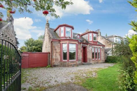 Glasgow Road, Paisley, Renfrewshire, PA1. 4 bedroom detached house