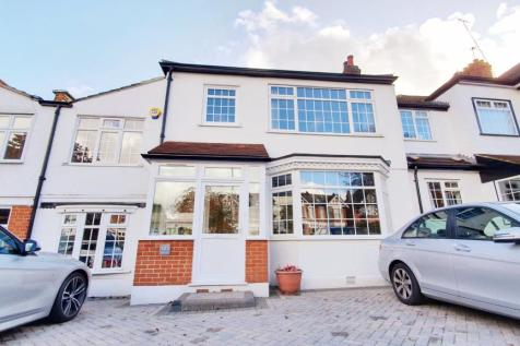 Hermon Hill, South Woodford, E18. 4 bedroom semi-detached house for sale