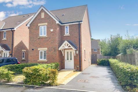 Jellicoe Drive, Sarisbury Green, Southampton, Hampshire, SO31. 3 bedroom detached house