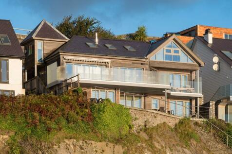 Benar Headland, Abersoch, Gwynedd, LL53. 5 bedroom detached house for sale