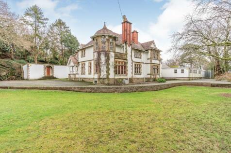 Ffriddoedd Road, Bangor, Gwynedd, LL57. 6 bedroom detached house for sale