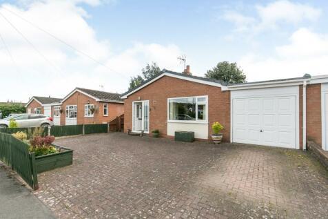 Ffordd Celyn, Sychdyn, Mold, Flintshire, CH7. 3 bedroom bungalow