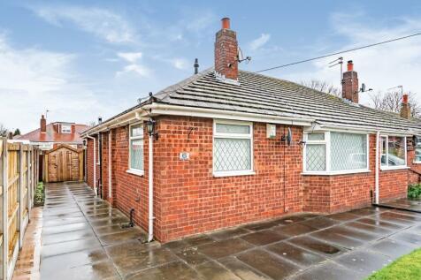 Wildwood Grove, Paddington, Warrington, Cheshire, WA1. 2 bedroom bungalow for sale