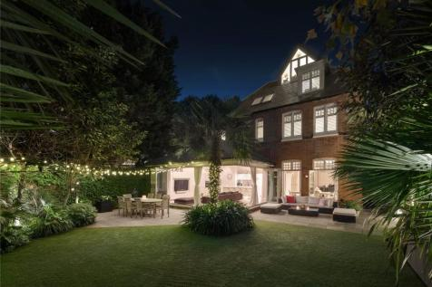 Albert Bridge Road, London, SW11. 5 bedroom detached house for sale