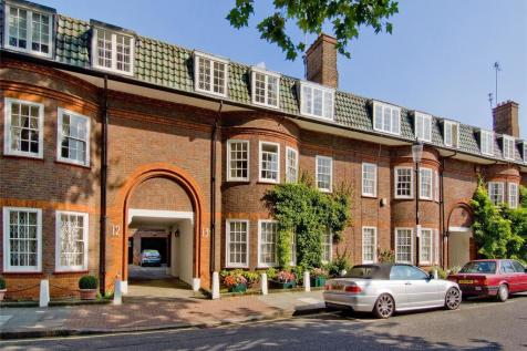 Chelsea Square, Chelsea, London, SW3. 6 bedroom terraced house for sale