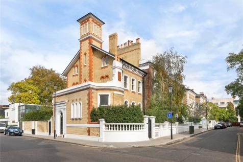 Carlyle Square, London, SW3. 5 bedroom semi-detached house for sale