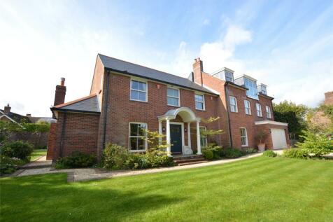 Grove Pastures, Lymington, Hampshire, SO41. 5 bedroom detached house for sale