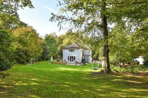 Mount Pleasant Lane, Lymington, Hampshire, SO41. 6 bedroom detached house for sale