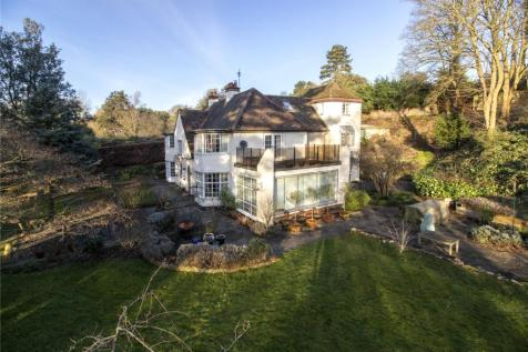 Fox Lane, Boars Hill, Oxford, OX1. 7 bedroom detached house for sale