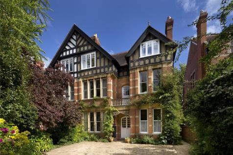 Bardwell Road, Central North Oxford, OX2. 8 bedroom house for sale
