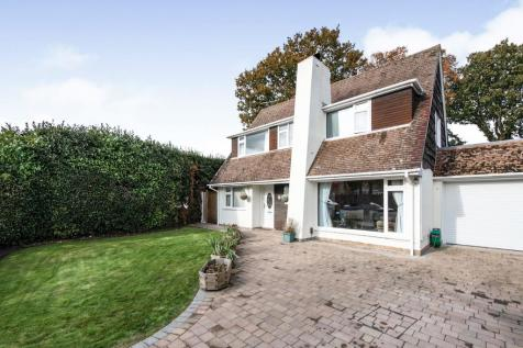The Glade, Waterlooville, Hampshire, PO7. 4 bedroom detached house