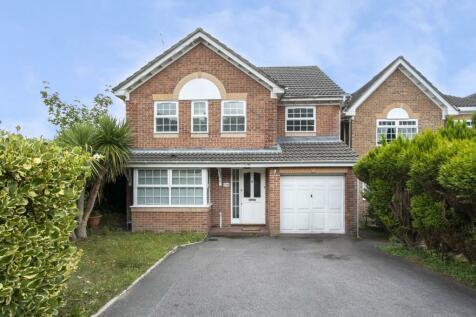 Goldfinch Road, Creekmoor, Poole, Dorset, BH17. 4 bedroom detached house