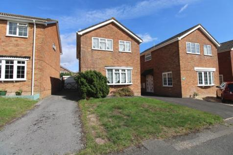 Rowbarrow Close, Canford Heath, Poole, Dorset, BH17. 3 bedroom detached house
