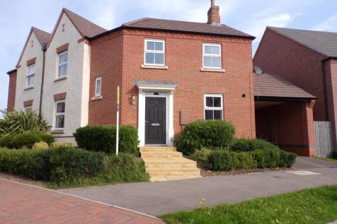 Abbott Way, Whetstone, Leicester, Leicestershire, LE8. 3 bedroom semi-detached house for sale