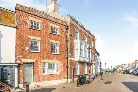Trinity Street, Weymouth, Dorset, England, DT4. 4 bedroom terraced house