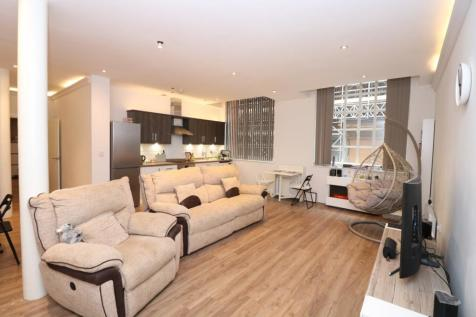 St. Georges Mill, 9 Wimbledon Street, Leicester, Leicestershire, LE1. 2 bedroom flat for sale