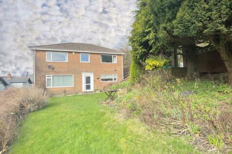 Bryntirion Road, Merthyr Tydfil, CF47. 4 bedroom detached house for sale