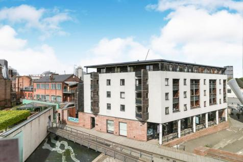 Abbey Court, Priory Place, Coventry, West Midlands, CV1. 2 bedroom flat for sale