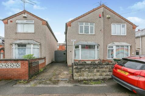 Botoner Road, Coventry, West Midlands, CV1. 3 bedroom semi-detached house