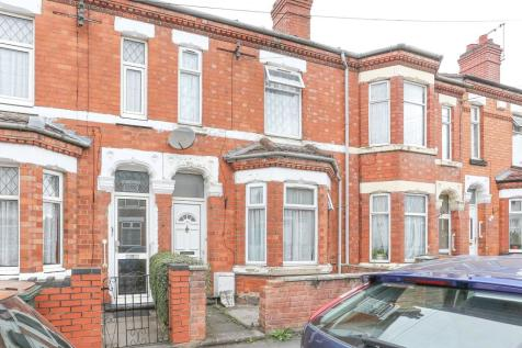 King Edward Road, Hillfields, Coventry, West Midlands, CV1. 3 bedroom terraced house