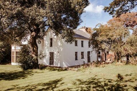 Rhydyclafdy, Boduan, Pwllheli, Gwynedd, LL53. 6 bedroom detached house for sale