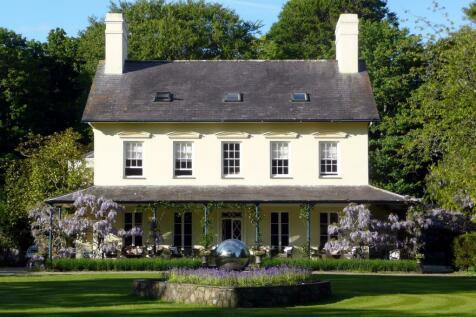 Efailnewydd, Pwllheli, Gwynedd, LL53. Detached house for sale