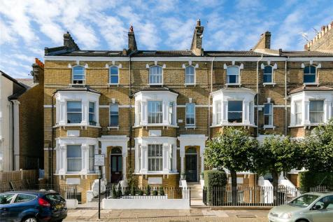 Geraldine Road, Wandsworth, London, SW18. 6 bedroom terraced house for sale