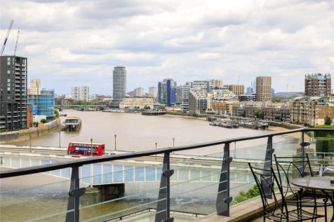 Dolphin House, Smugglers Way, Wandsworth, London, SW18. 3 bedroom flat for sale