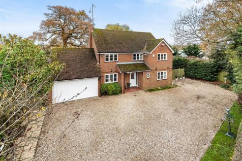 Watmore Lane, Winnersh, Berkshire, RG41 5LG. 4 bedroom detached house for sale