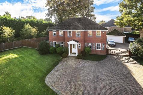 Tomlinson Drive, Finchampstead, Berkshire, RG40 3NZ. 4 bedroom detached house for sale