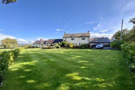 Cefn, St. Asaph. 5 bedroom character property for sale