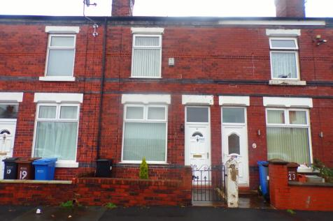 Webb Lane, Offerton, Stockport, Cheshire, SK1. 2 bedroom terraced house for sale