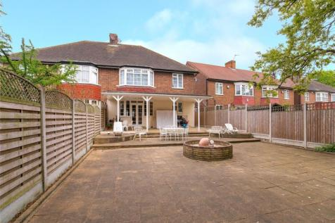 Hermitage Walk, London, E18. 4 bedroom semi-detached house for sale