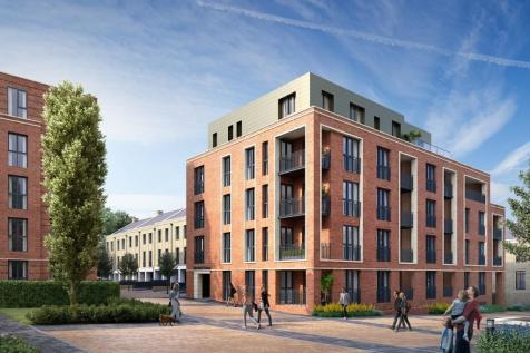 Knights Quarter, Romsey Road, Winchester, SO22 5DE. 2 bedroom apartment for sale