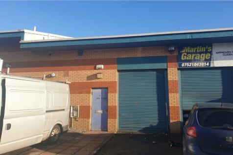 Unit 5 , 32 , Glenpark Street, Glasgow, G31 1NU. Property