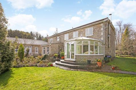 Edge of the Chew Valley and Bristol. 7 bedroom detached house for sale