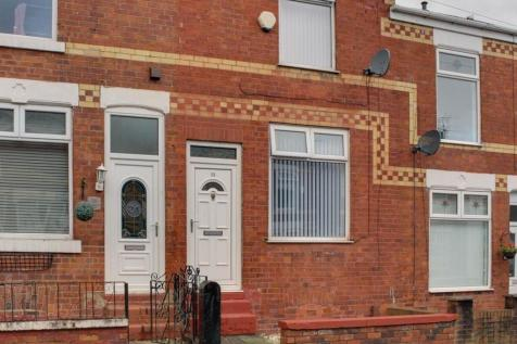 Glebe Street, Stockport SK1 4DL. 2 bedroom terraced house for sale