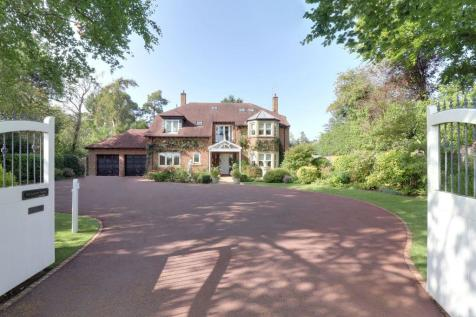 Garden House, Golf Lane, Northampton NN6 8AY. 5 bedroom detached house for sale