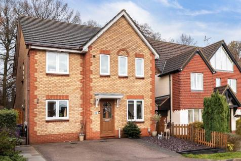 Windermere Close, Stevenage SG1 6AG. 4 bedroom detached house for sale